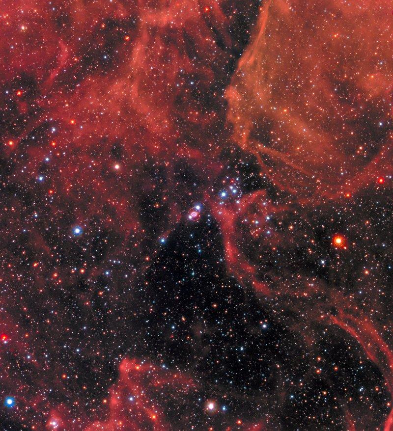Étoiles dans le ciel datant Hampshire